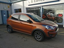 Ford Ka+ 1.2 Ti-VCT (85ps) Active Winter Pack (s/s) Hatchback 5d 1190cc